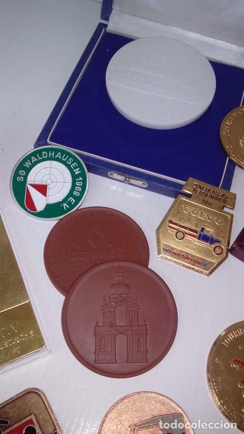 Medallas condecorativas: GRAN LOTE DE DIFERENTES PREMIOS Y CONDECORACIONES DEPORTIVAS Y OTRAS DE ALEMANIA . . . - Foto 8 - 66914646
