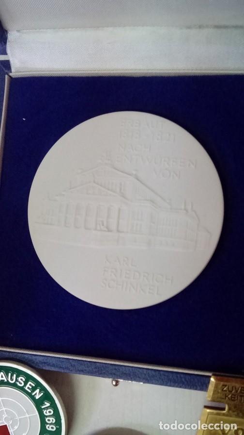 Medallas condecorativas: GRAN LOTE DE DIFERENTES PREMIOS Y CONDECORACIONES DEPORTIVAS Y OTRAS DE ALEMANIA . . . - Foto 9 - 66914646