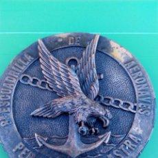 Medallas condecorativas: MEDALLA OCTAVA ESCUADRILLA DE AERONAVES, ARMADA ESPAÑOLA. Lote 71075765