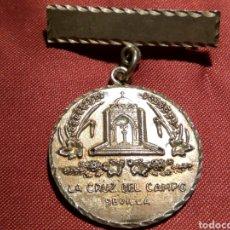 Medallas condecorativas: MEDALLA CRUZ DEL CAMPO PLATA. Lote 71484226