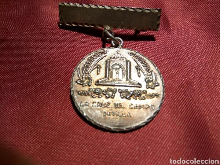 Medallas condecorativas: MEDALLA CRUZ DEL CAMPO PLATA - Foto 3 - 71484226