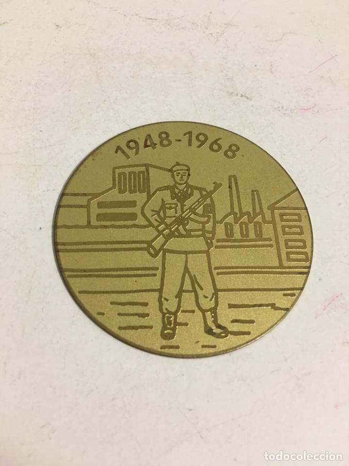 MEDALLA (Numismática - Medallería - Condecoraciones)
