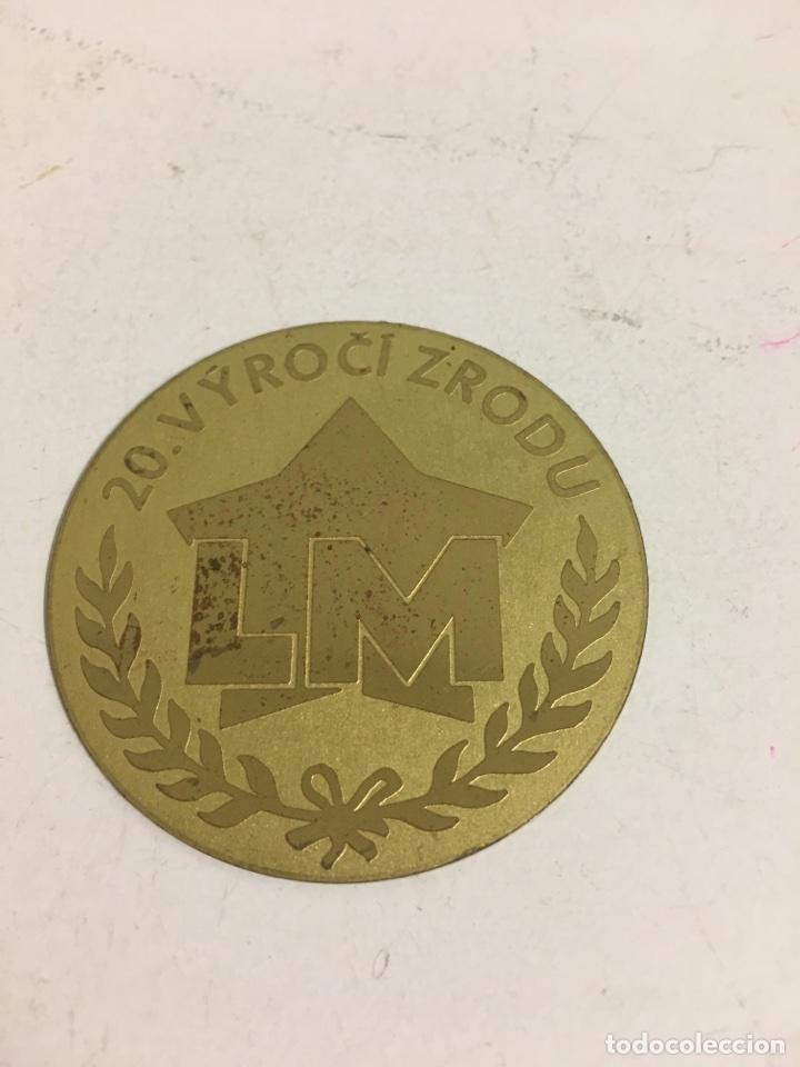 Medallas condecorativas: Medalla - Foto 2 - 72402115