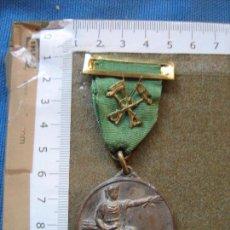 Medallas condecorativas: ANTIGUA MEDALLA REPUBLICA - REPUBLICANA - ESCUDO MILITAR - DESCONOZCO DE QUE SE TRATA. Lote 78043437