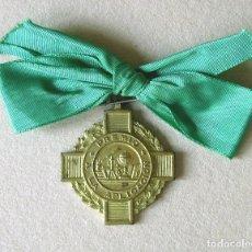 Medallas condecorativas: MEDALLA ESCOLAR. PREMIO A LA APLICACIÓN. Lote 86531252
