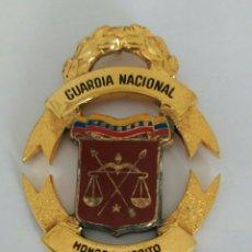 Medallas condecorativas: ORDEN HONOR AL MÉRITO DE LA GUARDIA NACIONAL. CONDECORACIÓN DE VENEZUELA. Lote 88883483