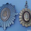 Medallas condecorativas: ORDEN DIEGO DE LOSADA. DE PLATA. MUY PESADA. EXTINTA. CONQUISTADOR ESPAÑOL. CONDECORACIÓN VENEZUELA. Lote 90441173