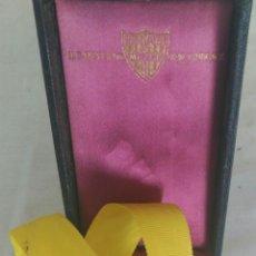 Medallas condecorativas: DE PLATA ORDEN GENERALÍSIMO DON FRANCISCO D MIRANDA. VENEZUELA. MARISCAL D CAMPO REVOLUCIÓN FRANCESA. Lote 91117057