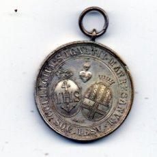Medallas condecorativas: COLLEGIUM IGNATII MANRESANUM MEDALLA ESCOLAR. Lote 95782099