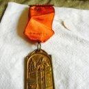 Medallas condecorativas: MEDALLA PREMIO AL MÉRITO COLEGIO SAN FRANCISCO-JAVIER TUDELA. Lote 96959700