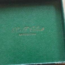 Medallas condecorativas: CAJA MEDALLA RADIO BARCELONA. Lote 97121719