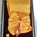 Medallas condecorativas: CONDECORACIÓN DE PLATA Y BAÑO ORO. ORDEN FRANCISCO DE MIRANDA. 1 A. CLASE. GENERALÍSIMO. D VENEZUELA. Lote 97623227