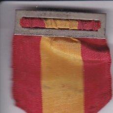 Medallas condecorativas: MEDALLA AL MERITO CON LA BANDERA ESPAÑOLA - MEDAL. Lote 102826083