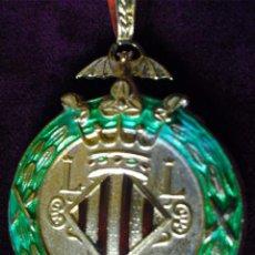 Medallas condecorativas: MEDALLA OFICIAL EXCMO. AYUNTAMIENTO VALENCIA,45 MM.MUY CONSERVADA,CORDON. CONCEJAL?. Lote 103841715