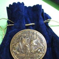 Medallas condecorativas: MEDALLA CONMEMORATIVA DE ACUÑACIONES IBÉRICAS. 67 MM. Lote 105256295