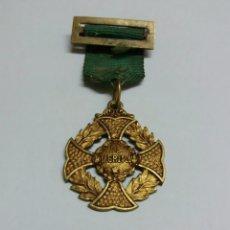 Medallas condecorativas: MEDALLA DE COLEGIO, PREMIO AL MERITO.. Lote 105441251