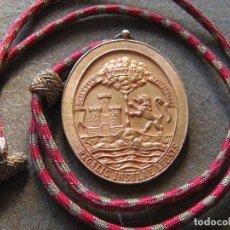 Medallas condecorativas: MEDALLA REAL ACADEMIA DE SAN ROMUALDO - PUERTO REAL - CADIZ. Lote 105647003
