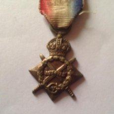 Medallas condecorativas: ANTIGUA MEDALLA INGLESA 1A GUERRA MUNDIAL 1914-15. Lote 108822871