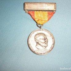 Medallas condecorativas: MEDALLA CONGRESO INTERNACIONAL DE ENFERMEDADES DEL TORAX. Lote 109291027