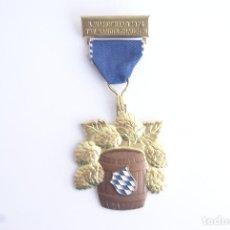Medallas condecorativas: MEDALLA ALEMANA METAL 1974 WANDERTAG. Lote 109829075