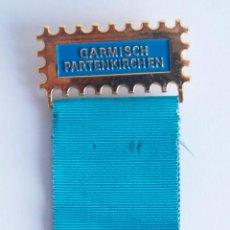 Medallas condecorativas: MEDALLA ALEMANA METAL ALPINISMO? ENZIAN. Lote 109831195