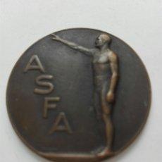 Medallas condecorativas: CAMPEONATOS REGIONALES DE ATLETISMO 1937. Lote 110950219