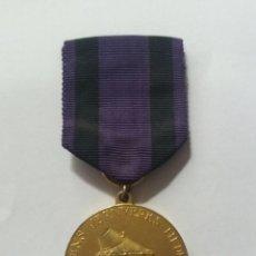 Medallas condecorativas: MEDALLA PLATA SUECIA SANDVIKENS JERNVERKS HEDERSTECKEN 1952. Lote 112054443