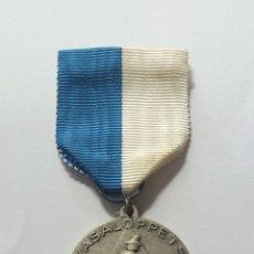 Medallas condecorativas: MEDALLA PLATA SUECIA VASALOPPETS MINNESMEDALJ, ESQUIADORES. Lote 112054979