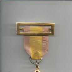 Medallas condecorativas: MEDALLA PREMIO AL MÉRITO ESCOLAR. Lote 112337451