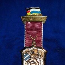 Medallas condecorativas: MEDALLA ALEMANA CONMEMORATIVA,1972. Lote 114701107