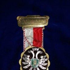 Medallas condecorativas: MEDALLA ALEMANA CONMEMORATIVA BURGAU 1972. Lote 114702971