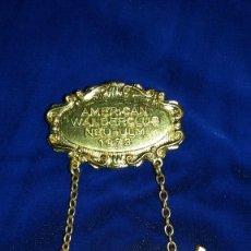 Medallas condecorativas: MEDALLA ALEMANA CONMEMORATIVA MOUNT RUSHMORE 1973.. Lote 114704619