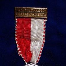 Medallas condecorativas: MEDALLA ALEMANA CONMEMORATIVA GUILLERMO TELL 1971. Lote 114704819