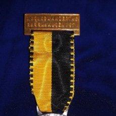 Medallas condecorativas: MEDALLA ALEMANA CONMEMORATIVA BABENHAUSEN 1971. Lote 114705335