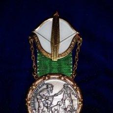 Medallas condecorativas: MEDALLA ALEMANA CONMEMORATIVA REPPERTSZELL 1971. Lote 114705539