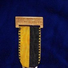 Medallas condecorativas: MEDALLA ALEMANA CONMEMORATIVA BABENHAUSEN 1971. Lote 114707031