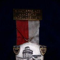 Medallas condecorativas: MEDALLA ALEMANA CONMEMORATIVA NORDLINGEN 1971. Lote 114707759