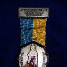 Medallas condecorativas: MEDALLA ALEMANA CONMEMORATIVA HERBERTINGEN 1971. Lote 114708051