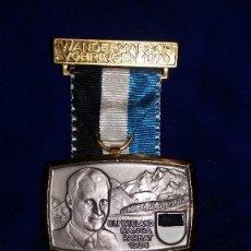 Medallas condecorativas: MEDALLA ALEMANA CONMEMORATIVA ULI WIELAN 1970. Lote 114708283