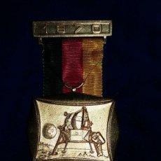 Medallas condecorativas: MEDALLA ALEMANA CONMEMORATIVA APOLO 11 1970. Lote 114708915