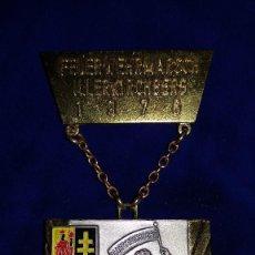 Medallas condecorativas: MEDALLA ALEMANA CONMEMORATIVA SANTO FLORIAN 1976. Lote 114711779