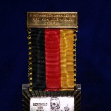 Medallas condecorativas: MEDALLA ALEMANA CONMEMORATIVA BERTHOLD VON STEIN 1971. Lote 114712263