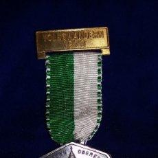 Medallas condecorativas: MEDALLA ALEMANA CONMEMORATIVA WULLINSTETTEN 1970. Lote 114714423