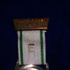 Medallas condecorativas: MEDALLA ALEMANA CONMEMORATIVA EUROPA UNIDA 1971. Lote 114714715