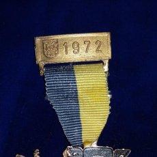 Medallas condecorativas: MEDALLA ALEMANA CONMEMORATIVA DURMENTINGEN 1972. Lote 114716375