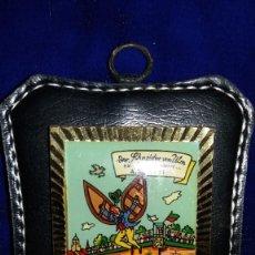 Medallas condecorativas: MEDALLA ALEMANA CONMEMORATIVA ERBACH 1972. Lote 114720507