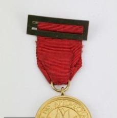 Medallas condecorativas: MEDALLA DEL COLEGIO SAGRADO CORAZÓN DE JESÚS, BARCELONA - PREMIO APROVECHAMIENTO - COLOR DORADO. Lote 114970231