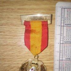 Medallas condecorativas: MARISTAS DE VALENCIA. MEDALLA COLEGIAL. Lote 115127035