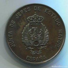 Medallas condecorativas: MEDALLA EN BRONCE. JUNTA DE JEFES DE ESTADO MAYOR. ESPAÑA. 71,3 GRAMOS, 56 MM.. Lote 117394395