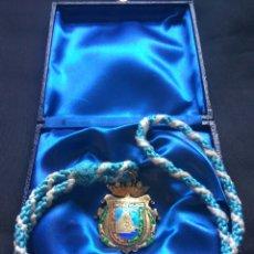 Medallas condecorativas: MEDALLA AYUNTAMIENTO DE MALAGA. Lote 120563494